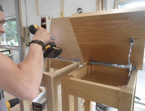 Level 3 Furniture Apprenticeship Consultation
