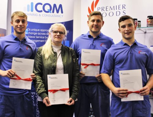 Landmark for food manufacturing skills as OAL assessment confirms Premier Foods' apprentices are first to make the grade