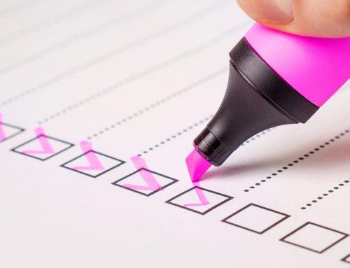 Top Ten Tips for a Successful Portfolio